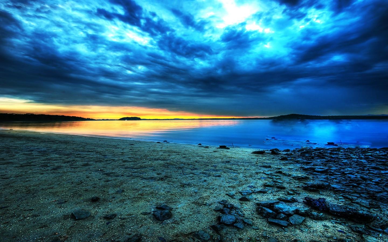 Cool Gorgeous Beach Wallpaper 06705 Wallpapers13com 1440x900