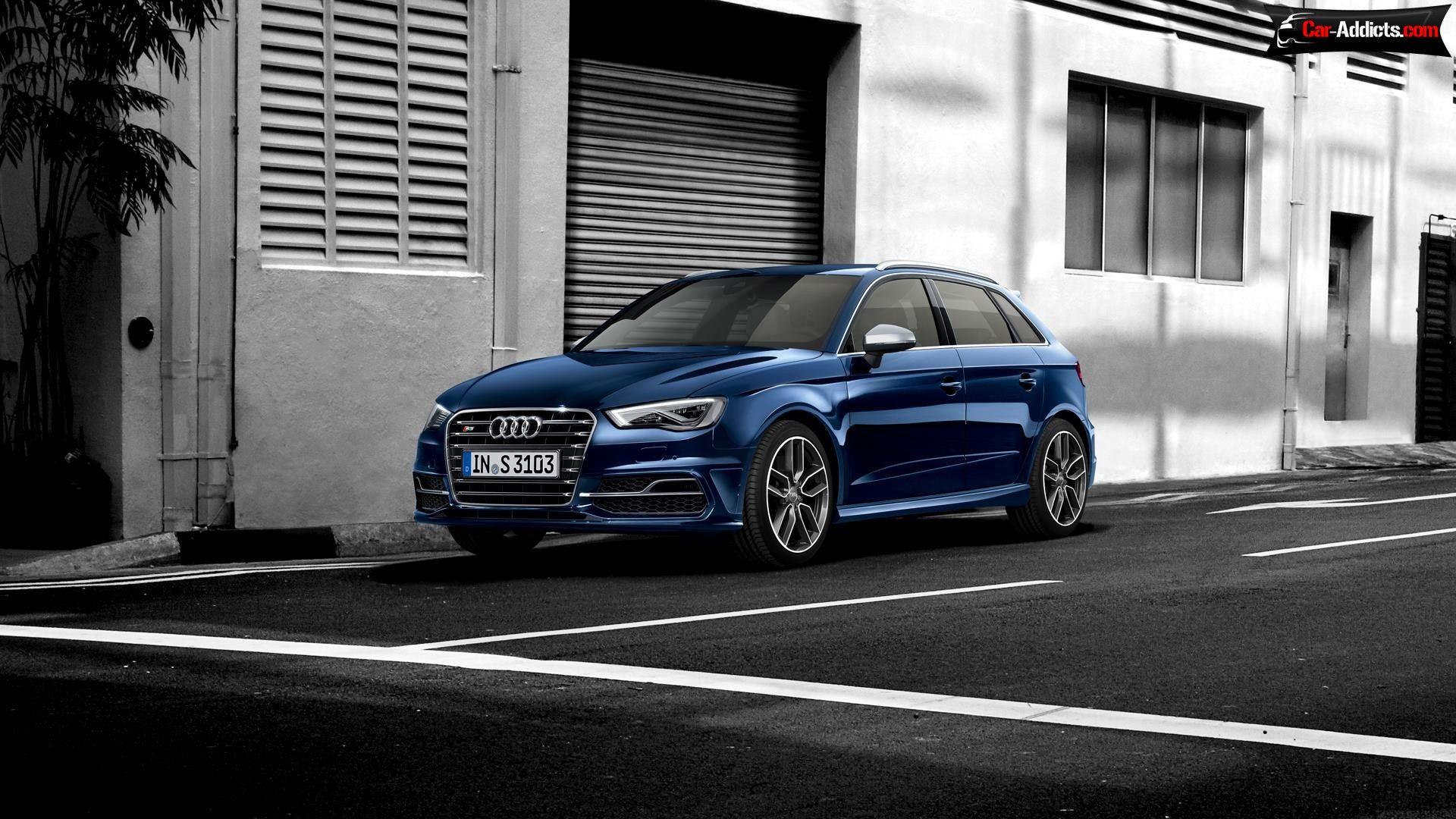 Audi S3 Wallpapers   Top Audi S3 Backgrounds   WallpaperAccess 1920x1080