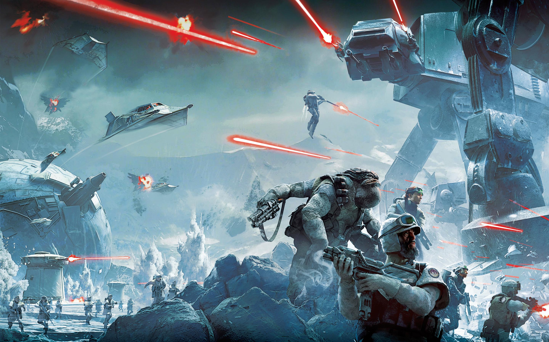 49+] Star Wars Battlefront HD Wallpaper ...