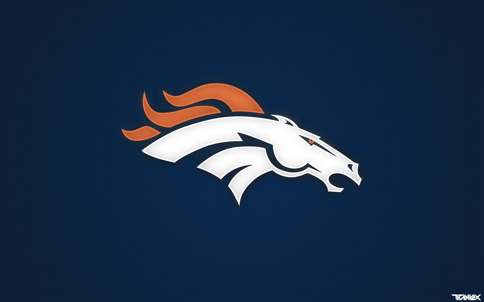 Denver Broncos Logo wallpaper 255328 1920x1200