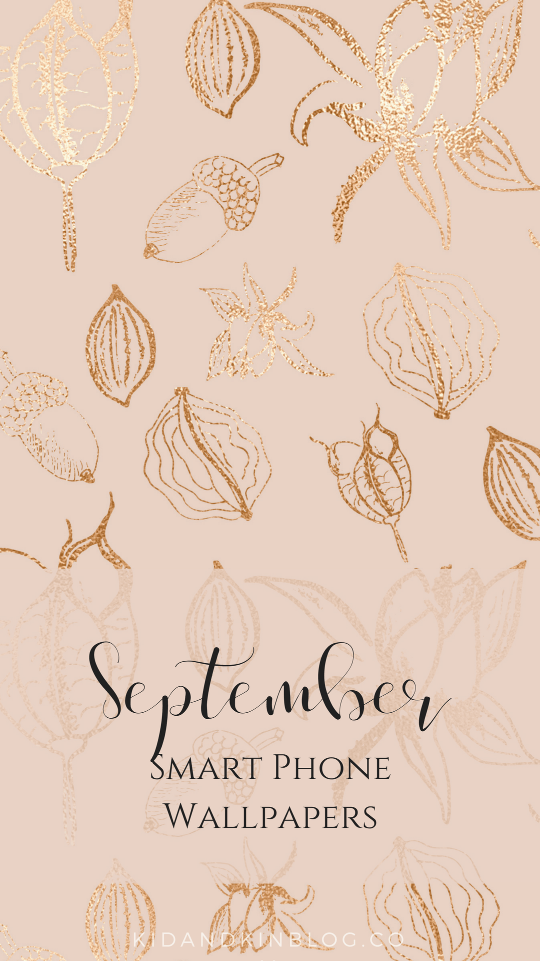 September Smart Phone Wallpapers   Kid Kin 1080x1920