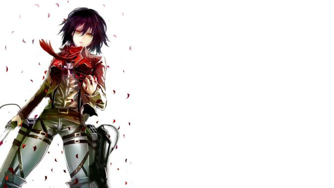 mikasa ackerman shingeki no kyojin anime hd wallpaper 1920x1080 1279 675x380
