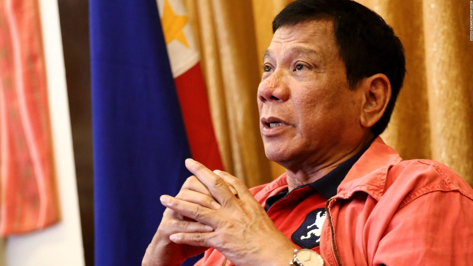 Philippines President Rodrigo Duterte insults US ambassador 1600x900
