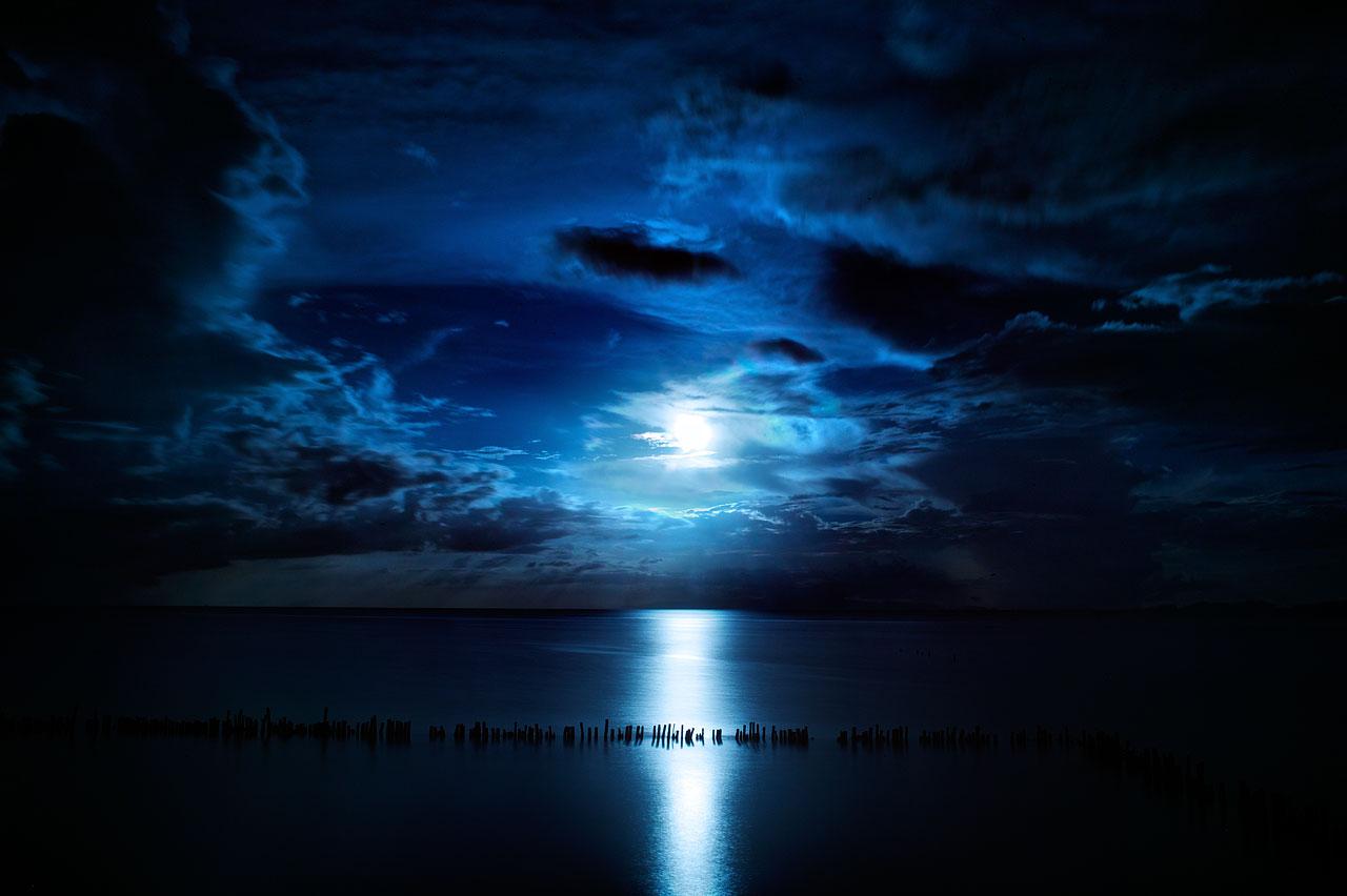 70 midnight blue wallpaper on wallpapersafari - Midnight wallpaper hd ...