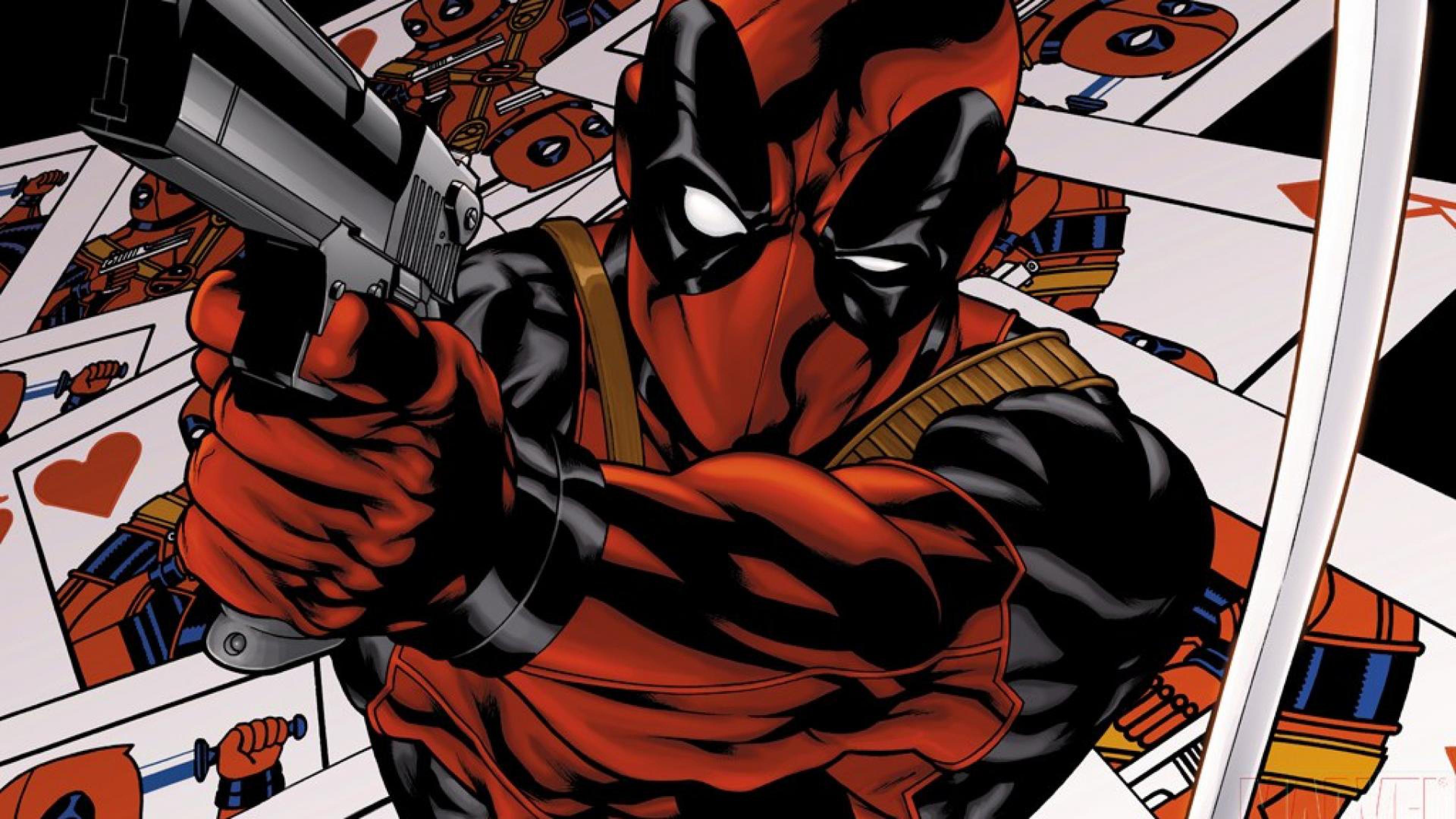 The new mutants Marvel comics Wallpaper Background 4K Ultra HD 3840x2160