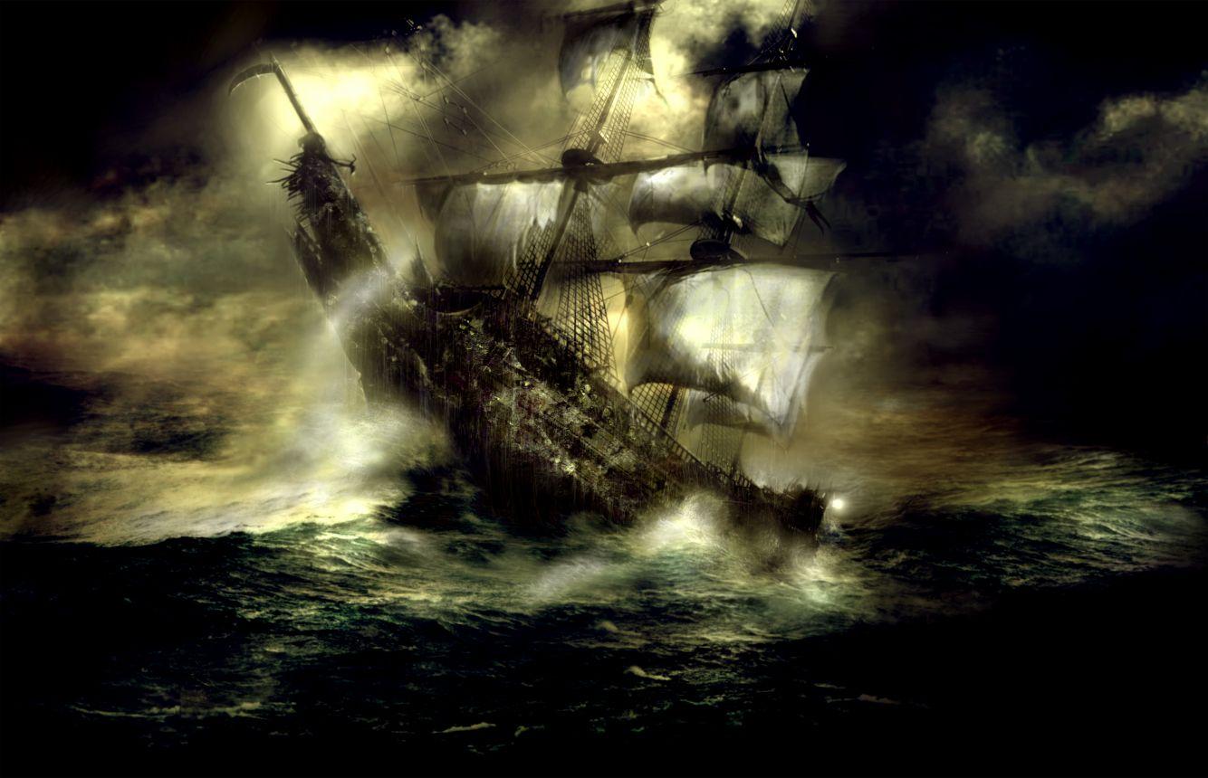 Pirate Ships Wallpaper Top Desktop No1 1334x860