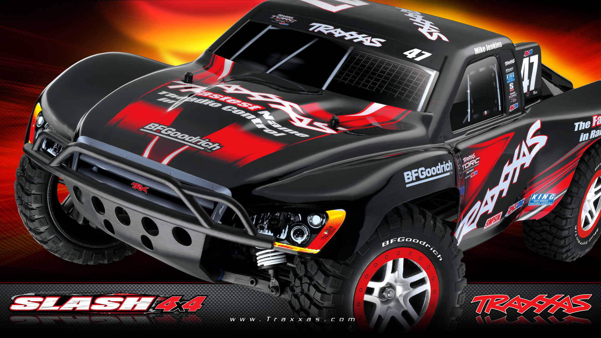 slayer rc truck with Traxxas Wallpaper on Rc Auto Traxxas Nitro Slayer additionally 141844272307 as well Traxxas 2215 Receiver Wiring Diagram further Traxxas Wallpaper also Traxxas Xmaxx Rc Truck.