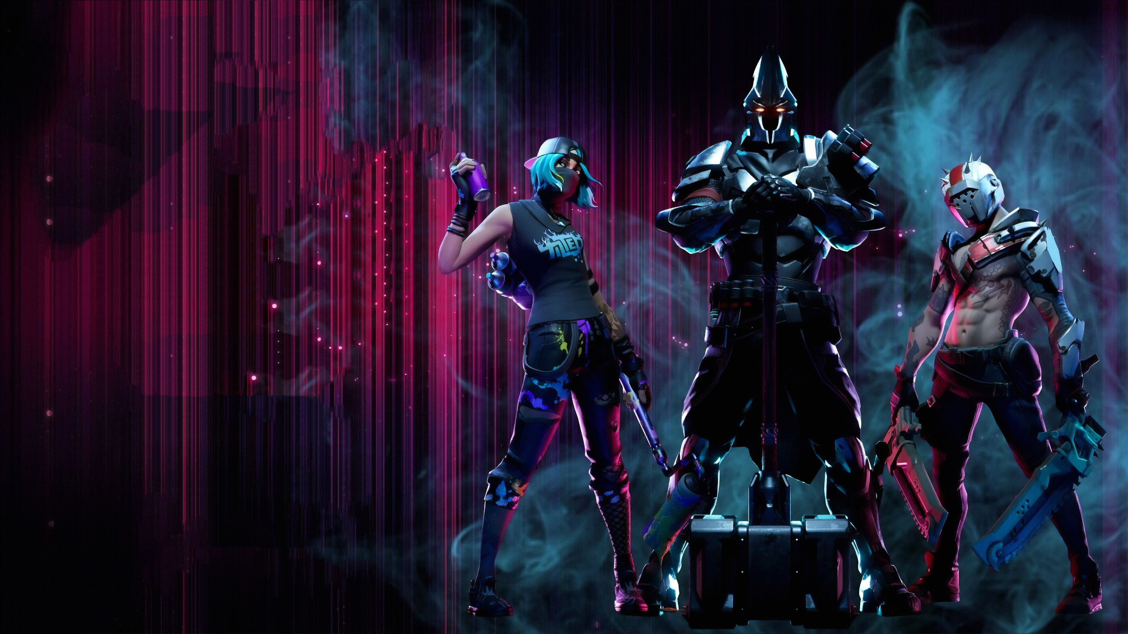 Fortnite 2019 Game hd wallpapers games wallpapers fortnite 3840x2160