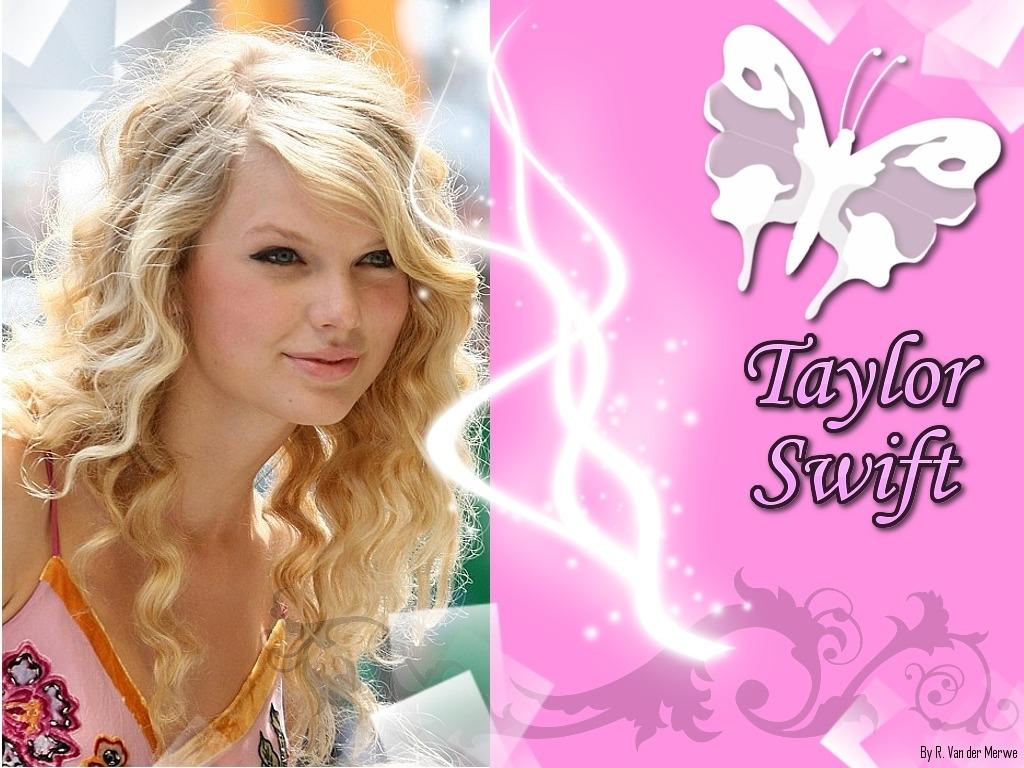 Lovely Taylor Wallpaper   Taylor Swift Wallpaper 18343908 1024x768