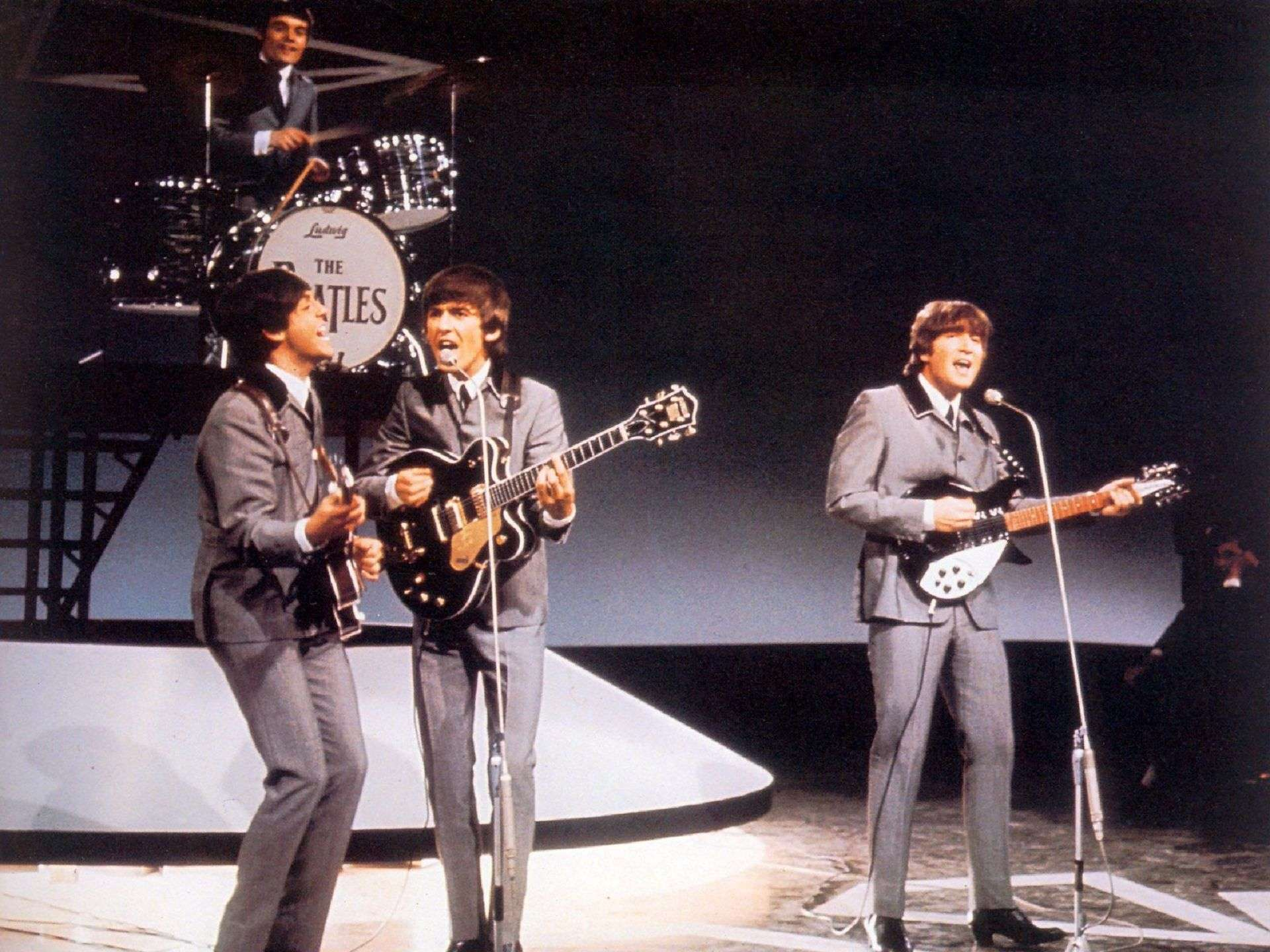 45+ Beatles Widescreen Wallpaper HD on WallpaperSafari