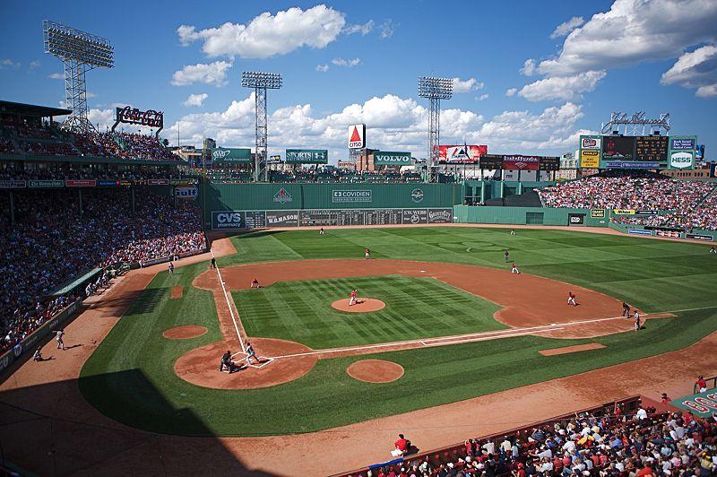 Fenway Park 2 best MLB stadiums 2013 800x532