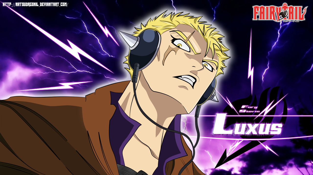 Fairy Tail Luxus Wallpaper by NatsuDrgonil 1280x717