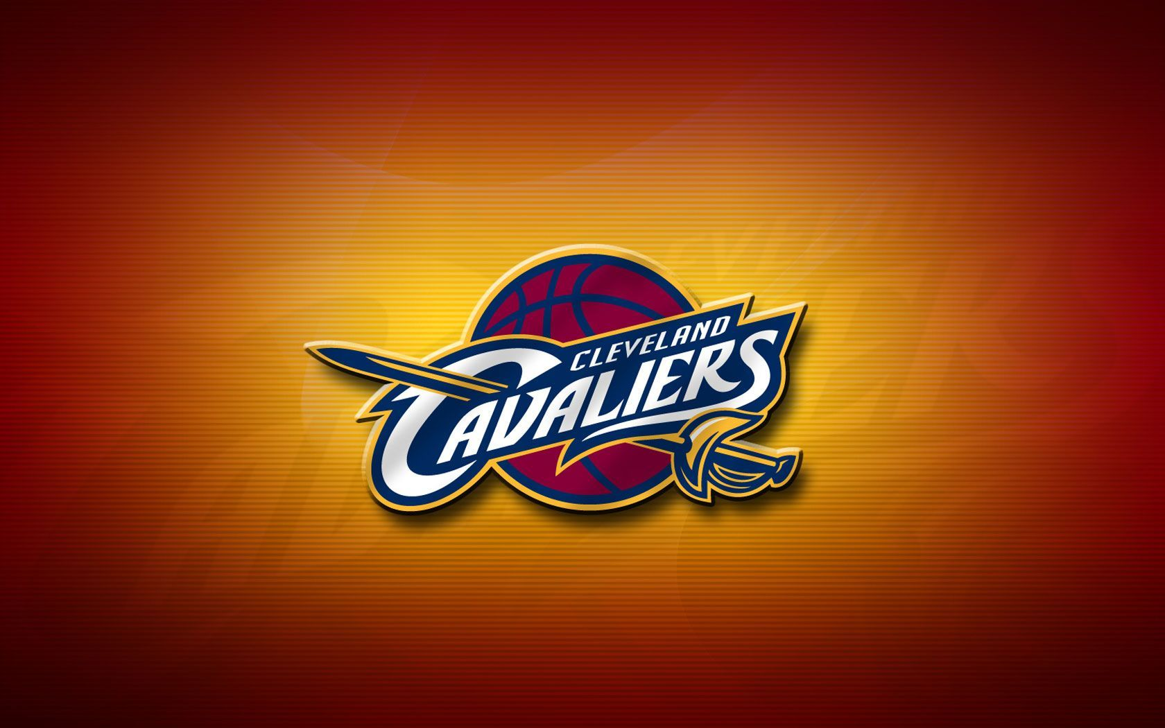 Basketball nba CLEVELAND CAVALIERS LOGO wallpaper 1680x1050 128339 1680x1050