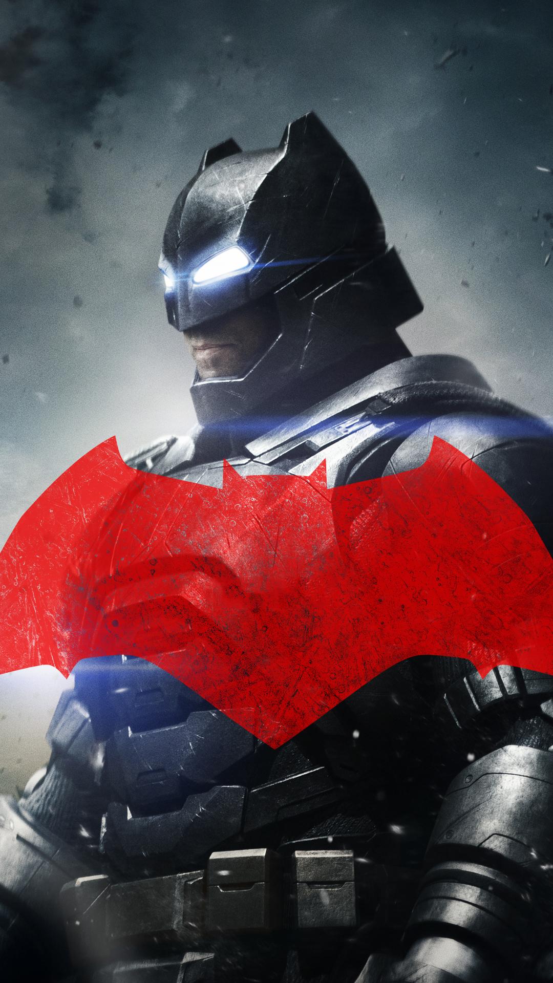 Batman vs Superman Ben Affleck iPhone 6 Plus HD Wallpaper iPod 1080x1920