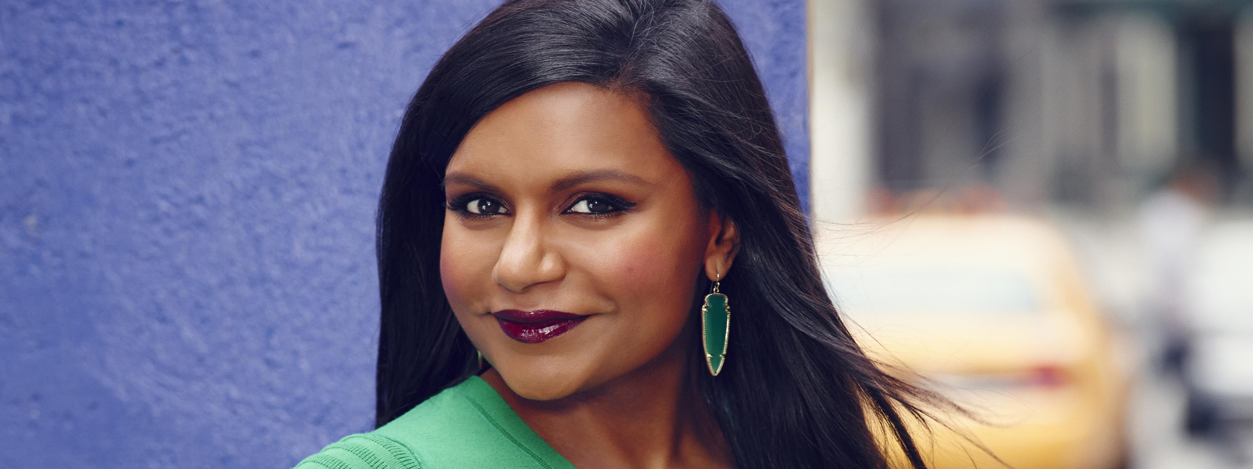 Mindy Kaling Wallpapers Images Photos Pictures Backgrounds 4320x1620