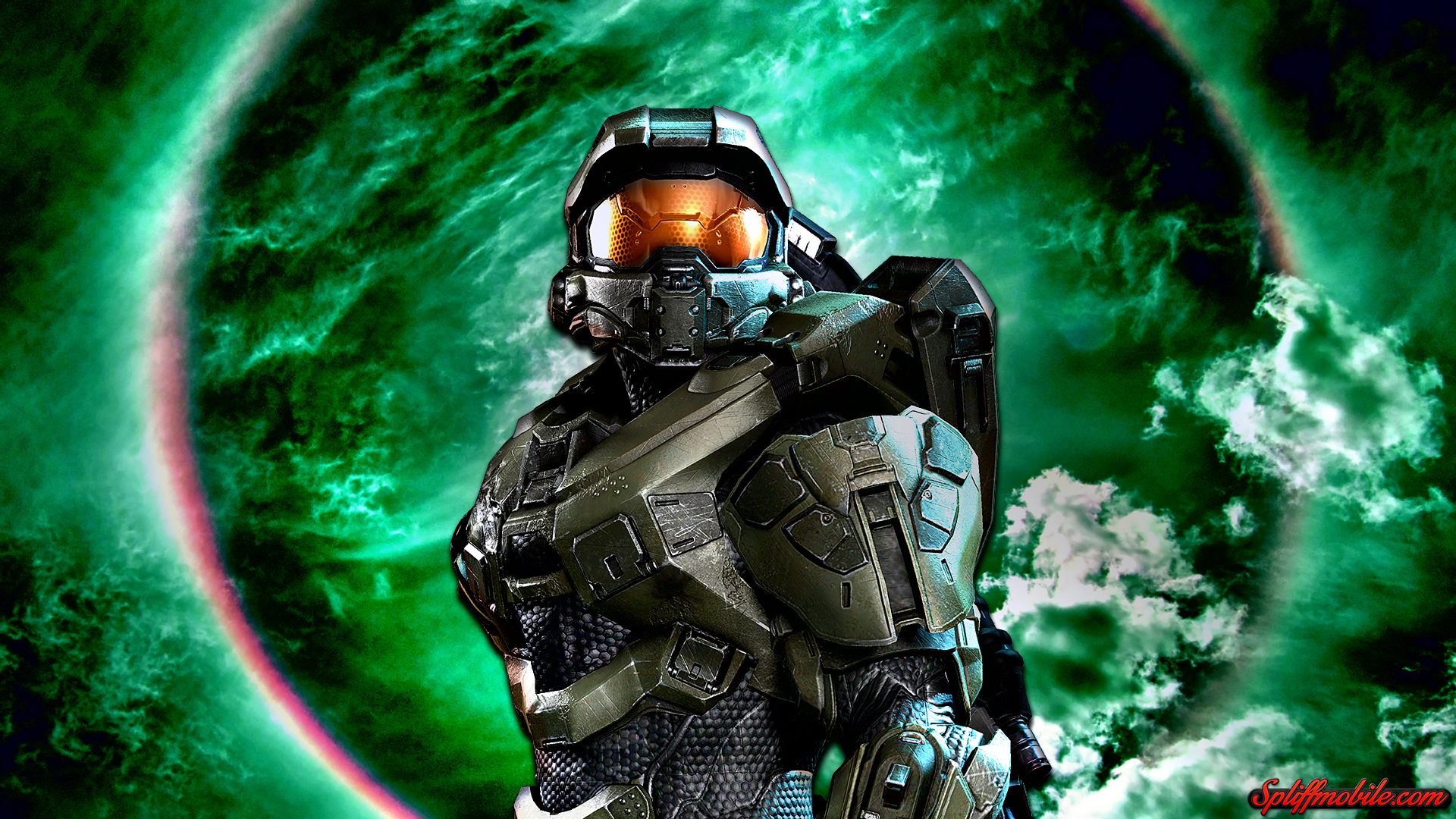 Free Download Hd Halo Master Chief Wallpaper 1920x1080 For Your