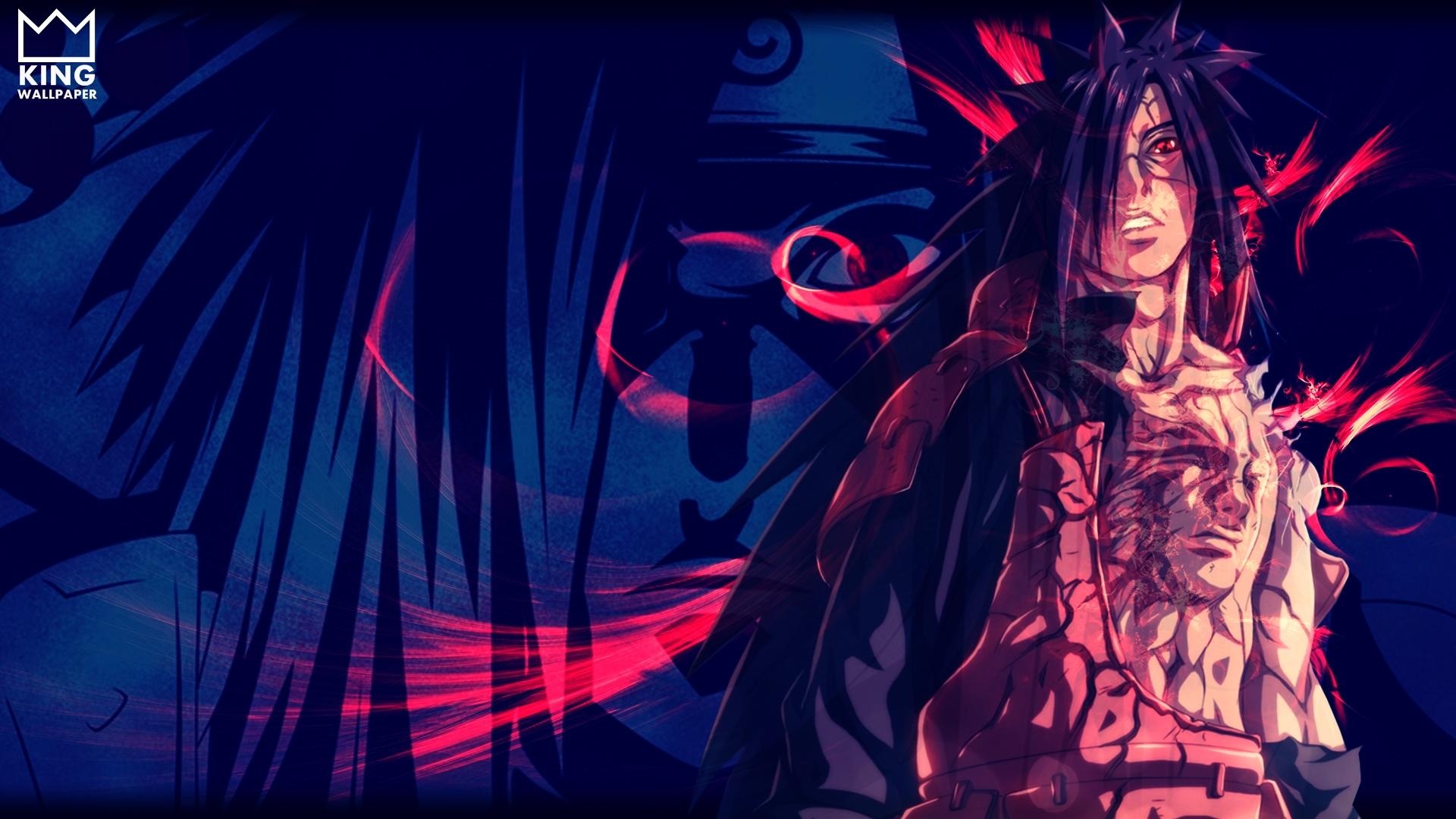 [49+] Naruto Madara Wallpaper On WallpaperSafari