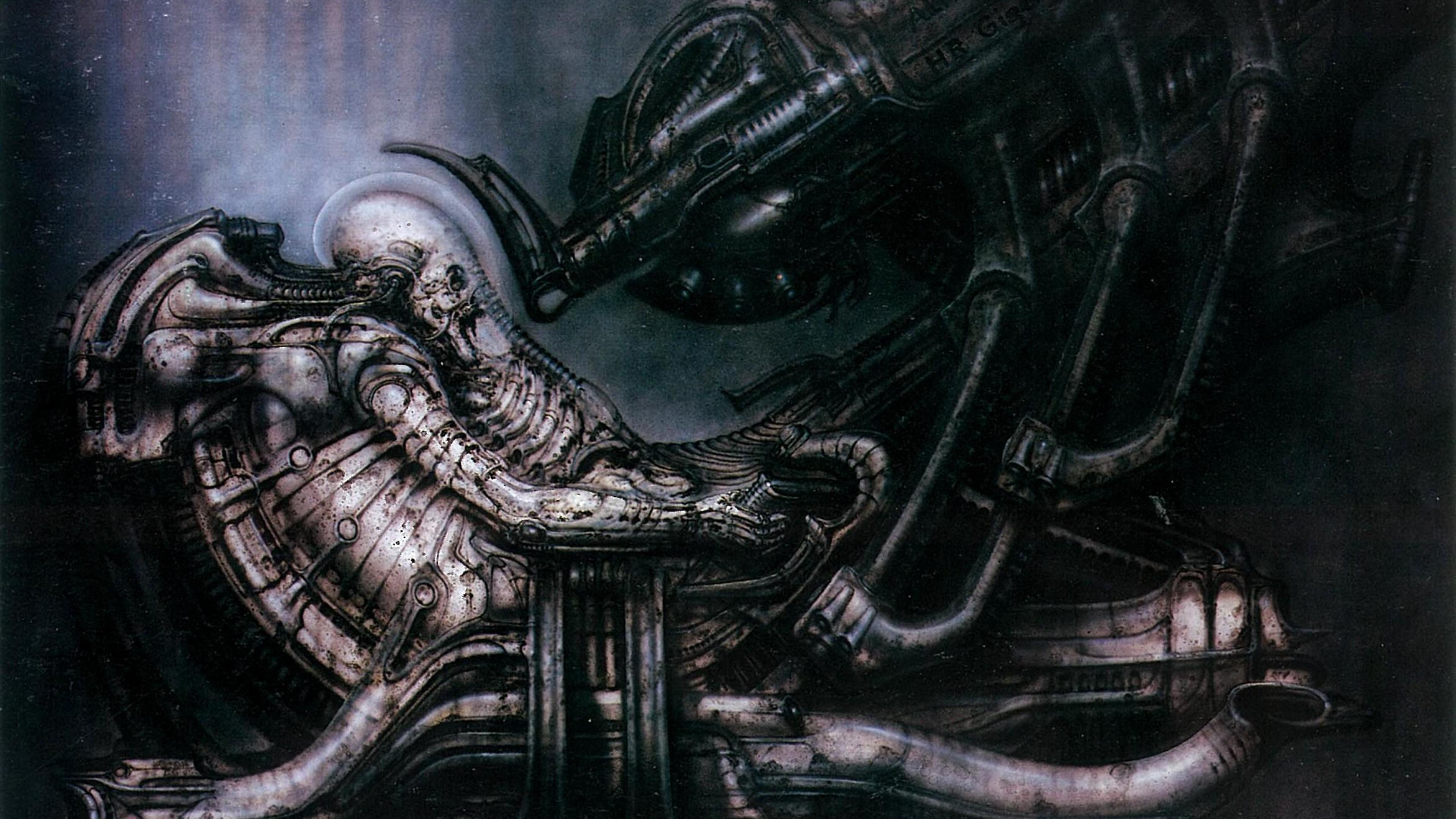 Free Download Machine Prometheus Movie Aliens Movie H R
