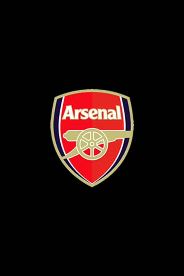 Arsenal 3 LOGO iPhone Wallpapers iPhone 5s4s3G Wallpapers 640x960