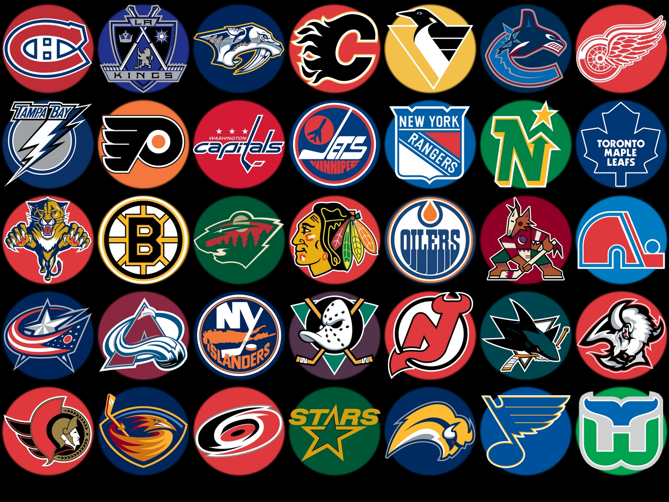 3D national hockey league NHL HD Wallpapers HD wallpapers NHL 1365x1024