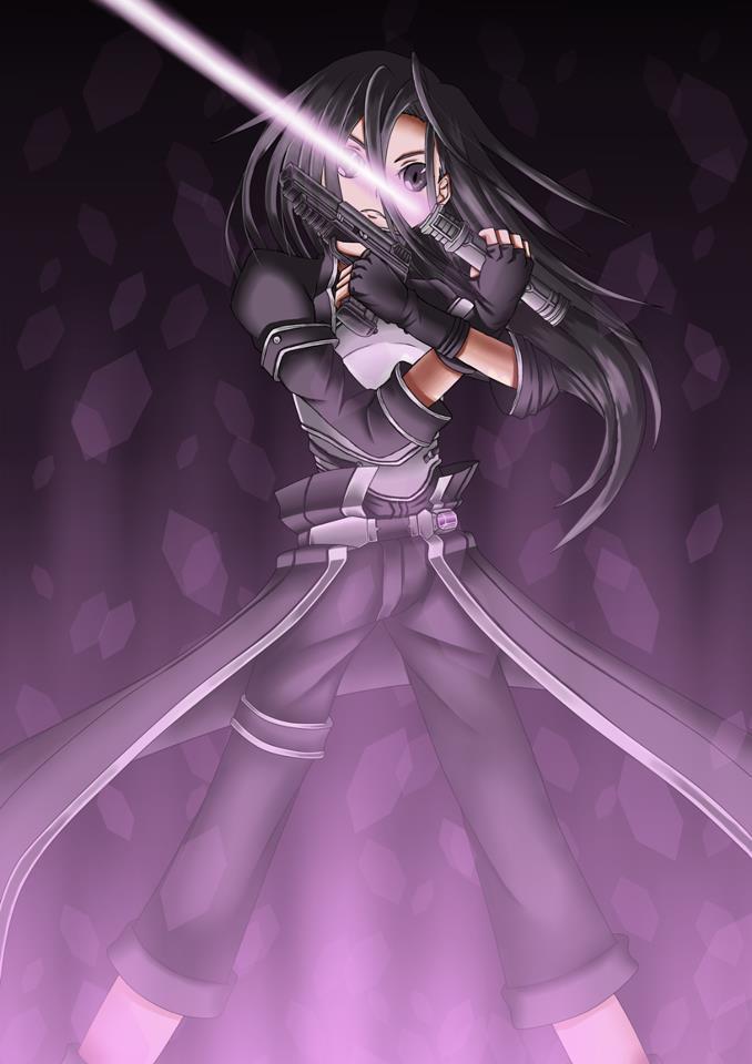 GGO Kirito Wallpaper - WallpaperSafari Sword Art Online Wallpaper 1920x1080 Kirito And Asuna