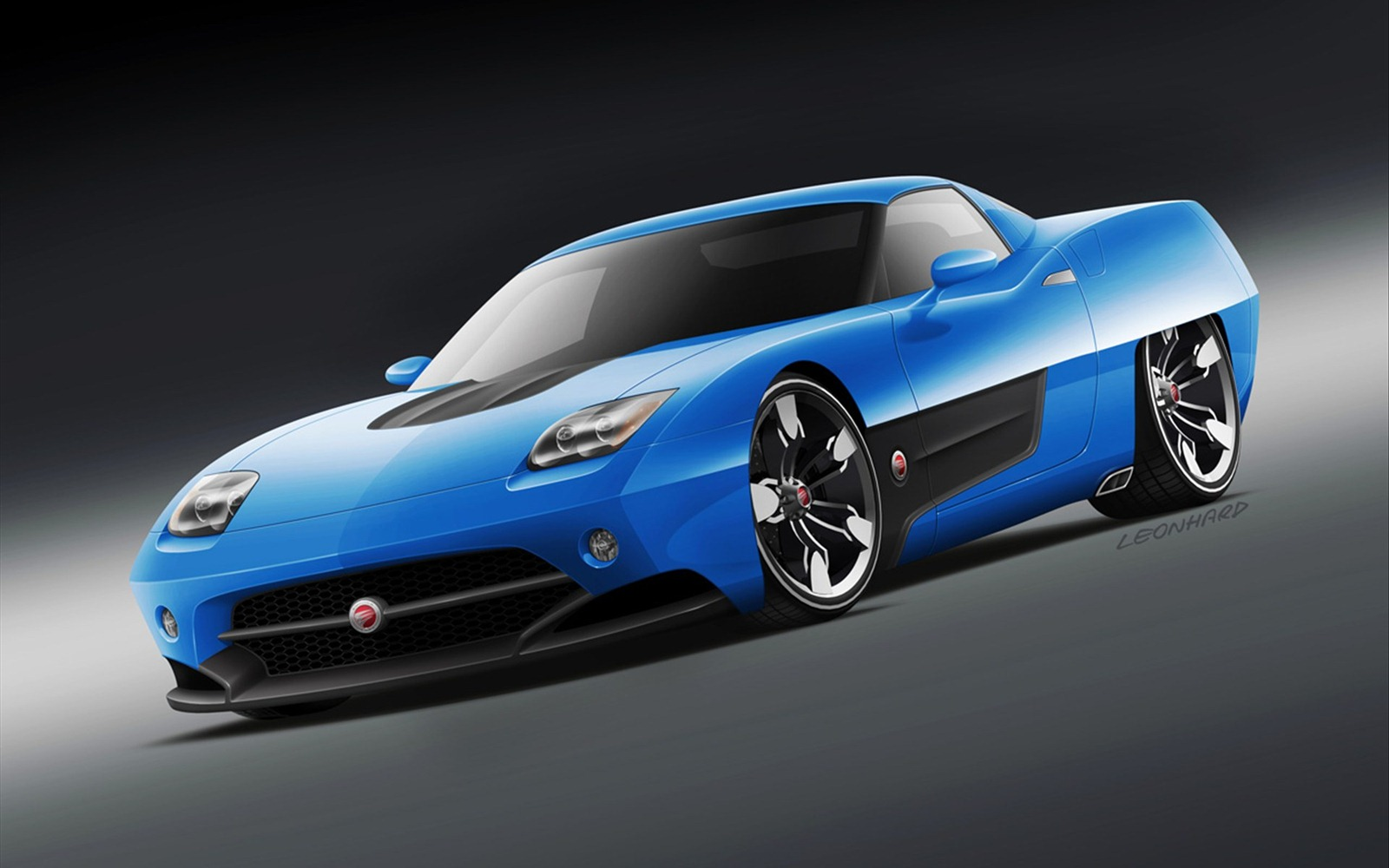 Endora SC 1 Corvette sports car wallpapers 19201200 Hot Cars Zone 1600x1000