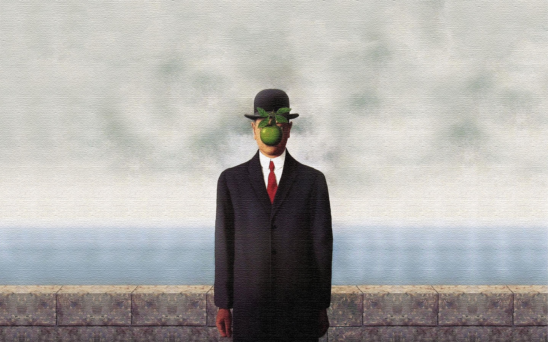 Rene Magritte Son Of Man wallpaper 247033 2880x1800