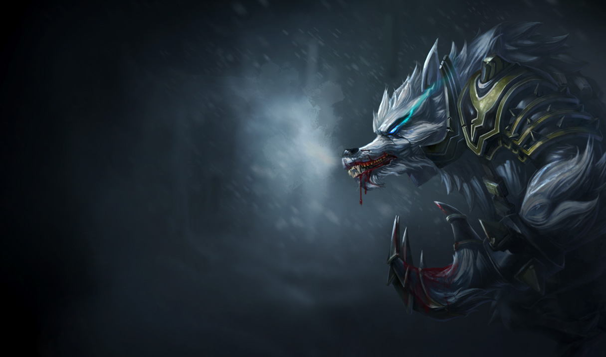 47 League Of Legends Warwick Wallpaper On Wallpapersafari
