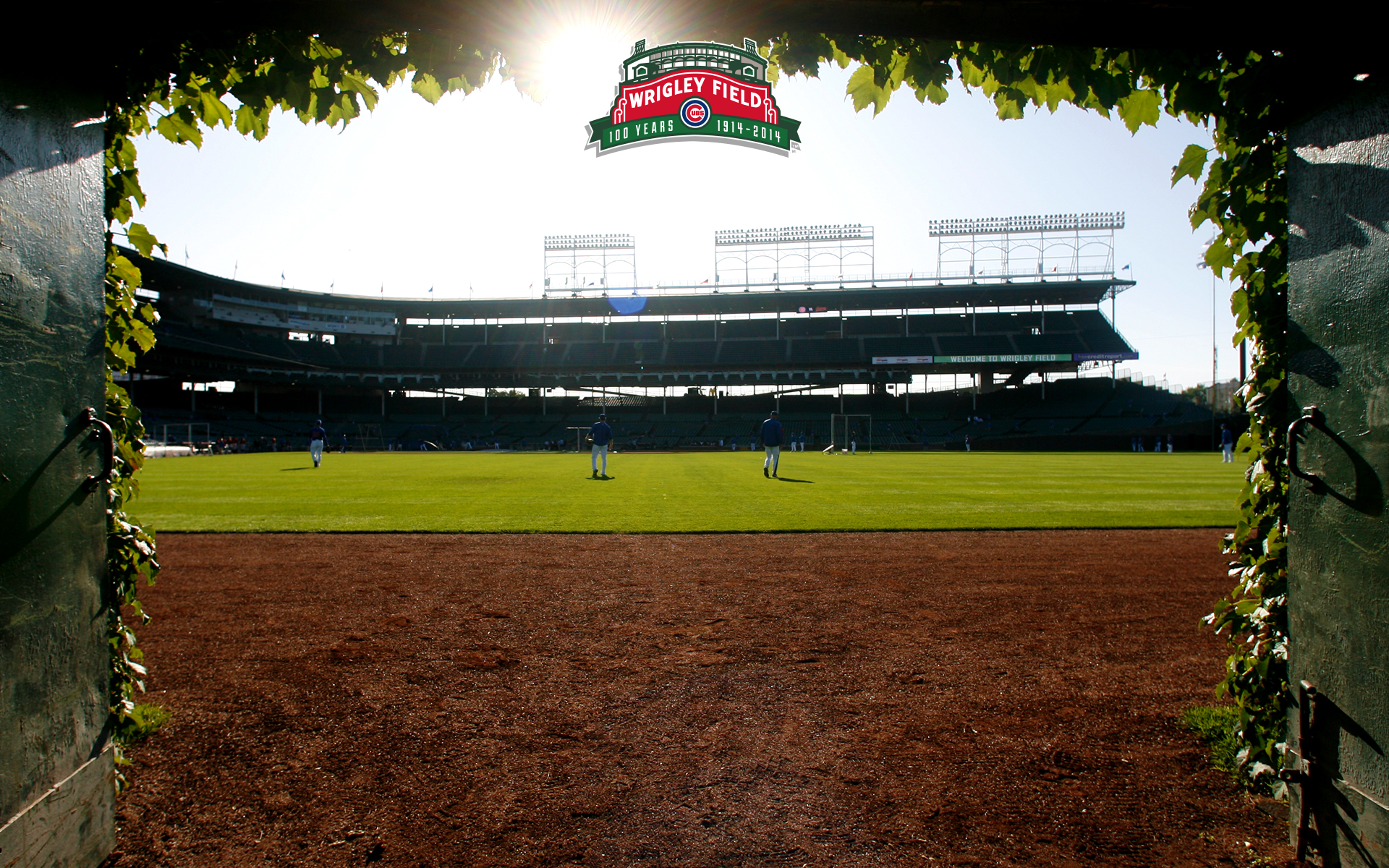 Wrigley Field Wallpaper Release Date Price and Specs 1920x1200