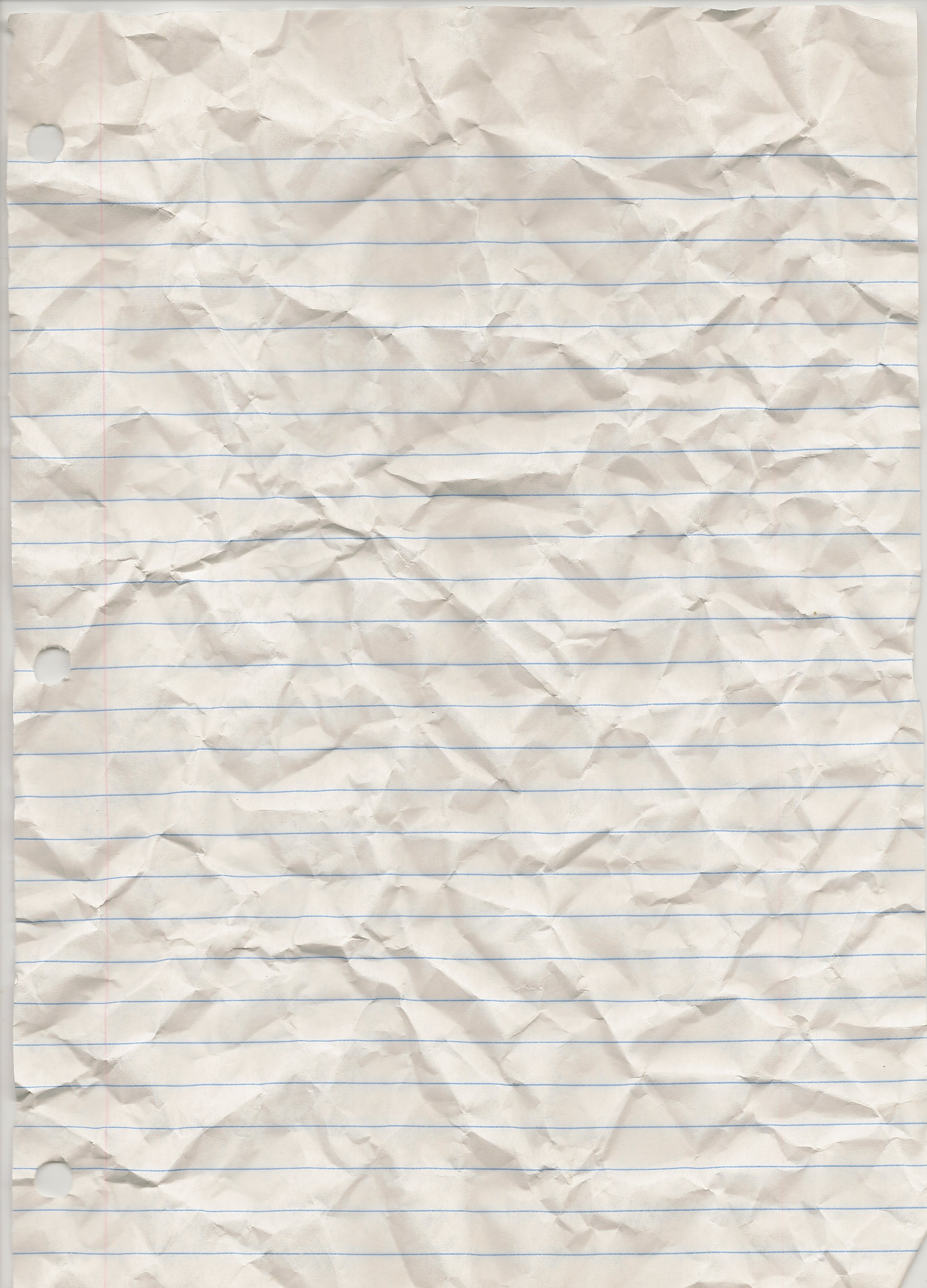 Lined Paper Crinkle 2224x3088