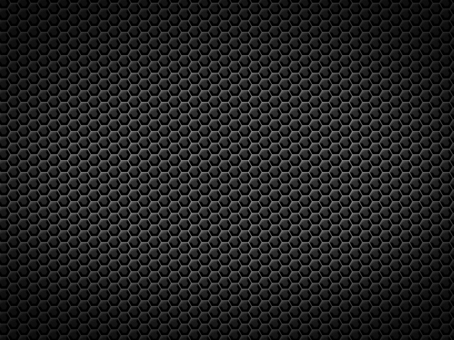 black hexagon wallpaper