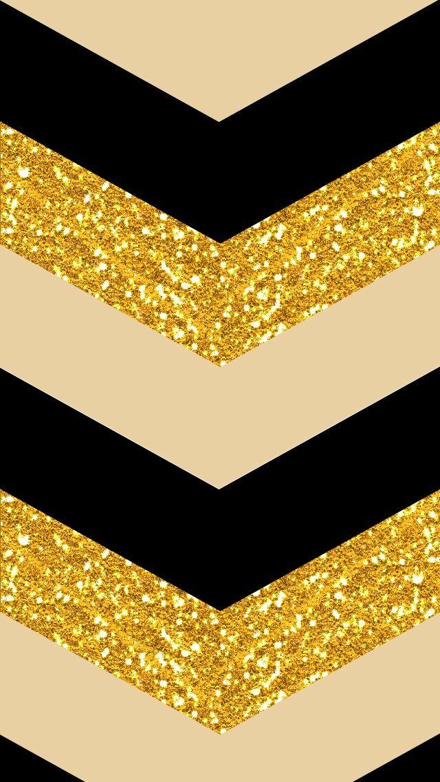 Gold Glitter iPhoneWallpaper iPhone Wallpapers Pinterest 640x1136