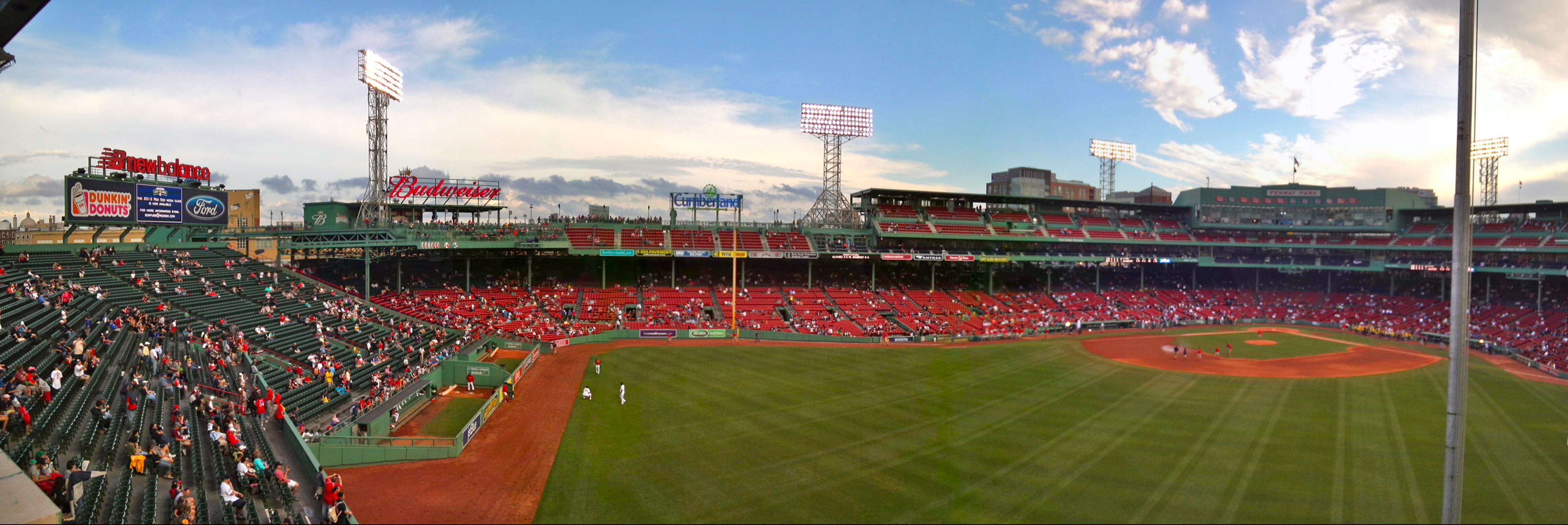 Green Monster 1 [ click to see the full size 4000 pixel image ] 4536x1520