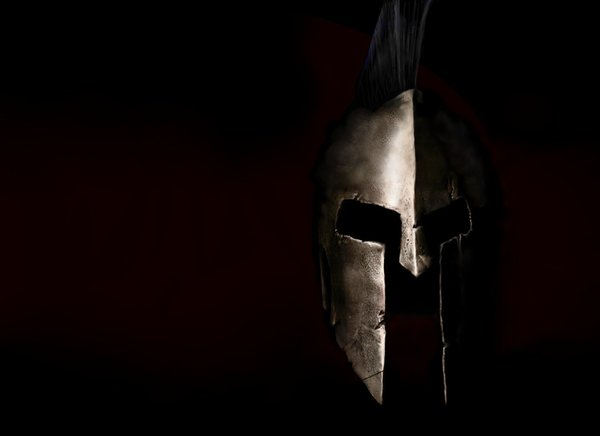 Spartan Helmet Wallpaper HD