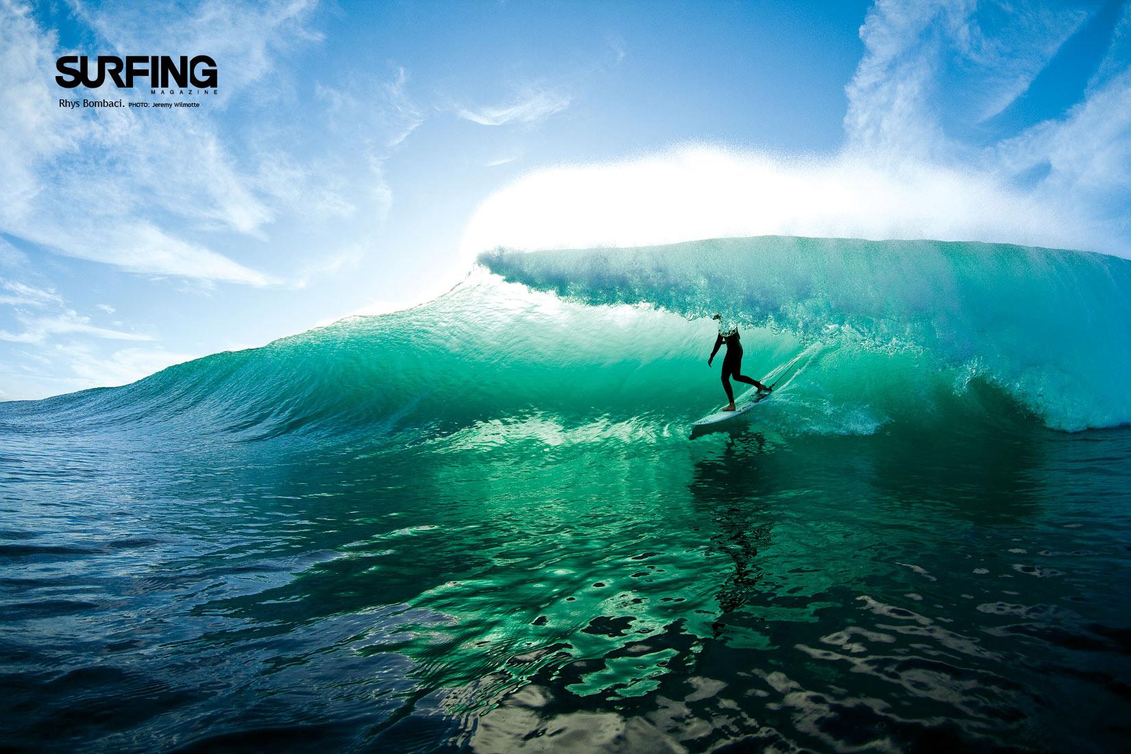 October Issue Wallpaper SURFING Magazine 1650x1100