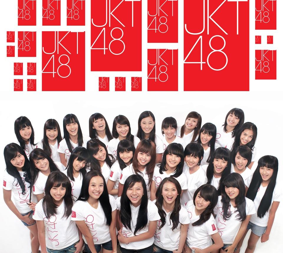 Foto Wallpaper JKT48 Keren Terbaru   JKT48 IG 960x858