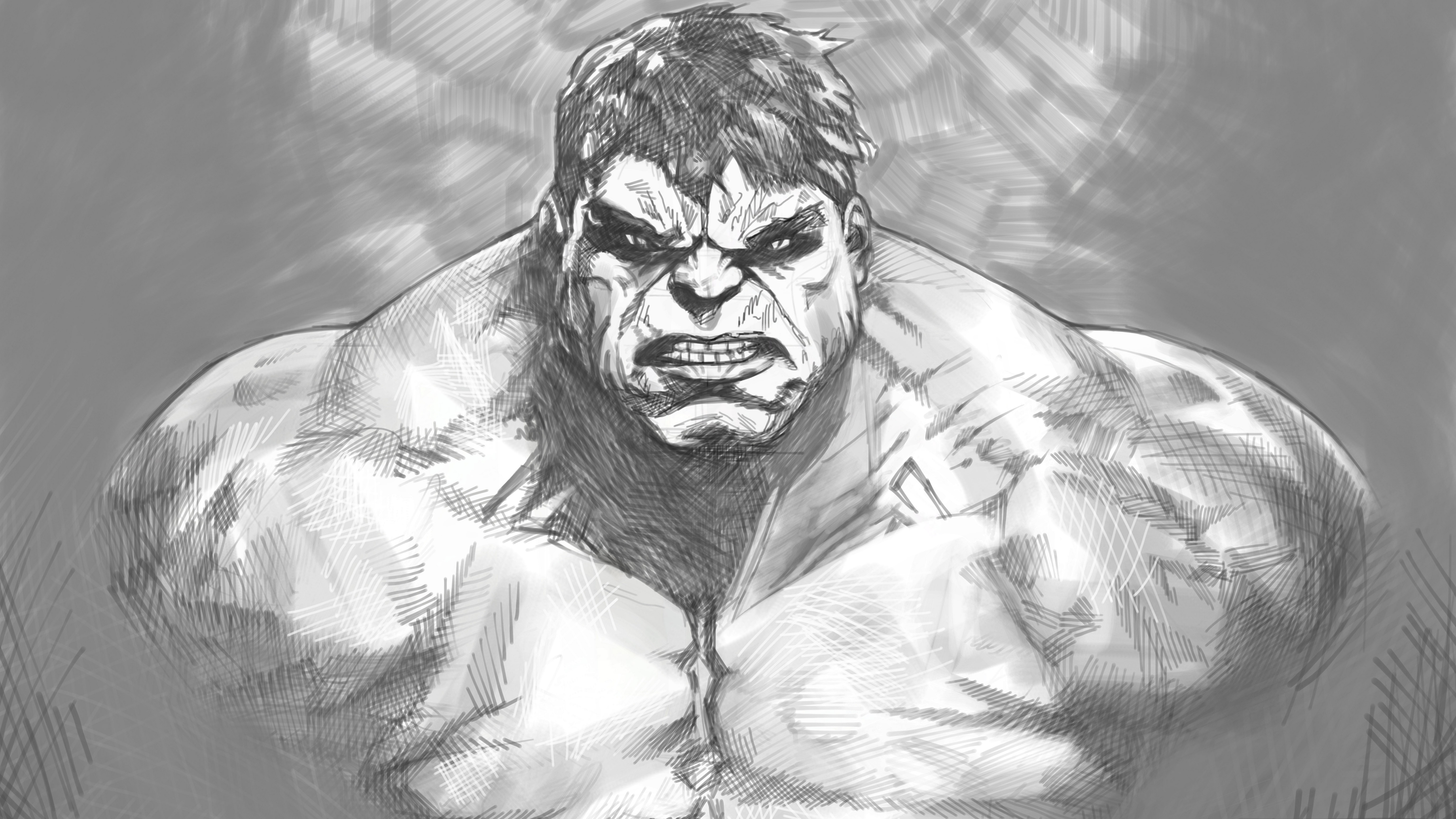 24 4K Ultra HD Hulk Wallpapers Background Images 6150x3459