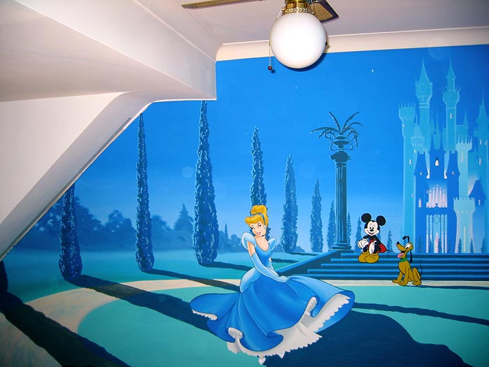 disney wallpaper Disney Murals Wallpaper 700x525