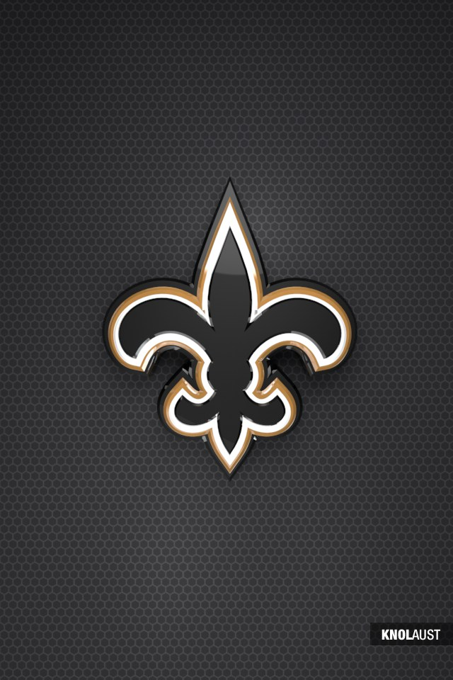 related pictures new orleans saints logo wallpaper Car Pictures 640x960