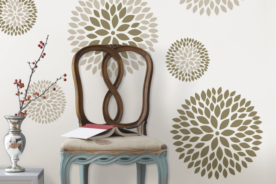 Temporary Wallpaper Design Ideas HGTV Design Blog Design 900x600