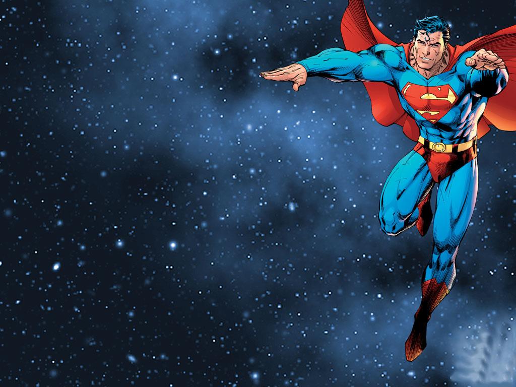 supermandesktopwallpapersuperman in the sky 7878jpg 1024x768