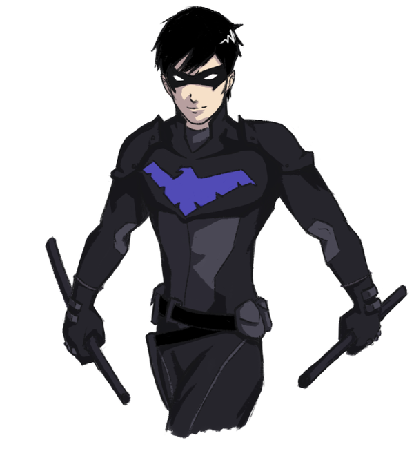 Nightwing 060812 by shadowsbetrayyou 600x650