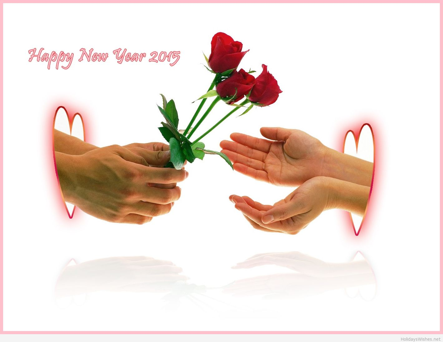 download Happy new year 2015 love propose wallpaper Desktop 1420x1095