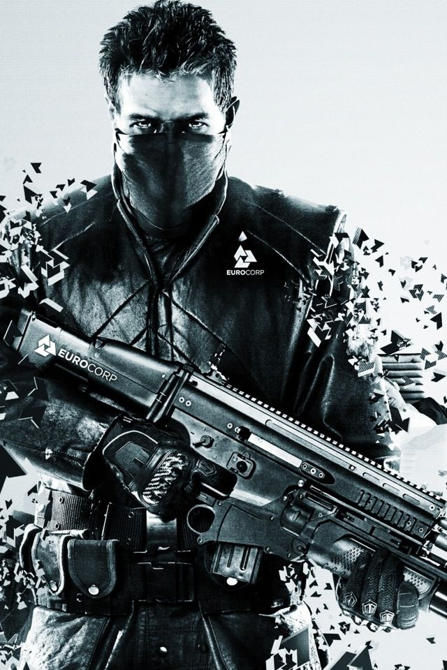 Bad ass I LOVE 2D Syndicate game Gaming wallpapers Infinity 640x960