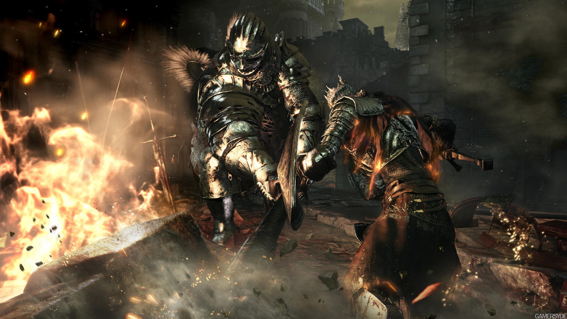 Dark Souls 3 Screenshoot HD Wallpaper 1920x1080