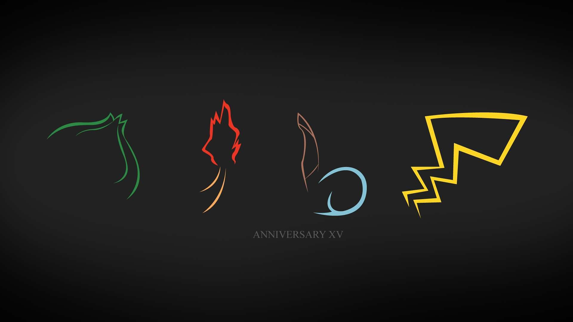 Pokemon Anniversary XV HD Wallpaper FullHDWpp   Full HD Wallpapers 1920x1080
