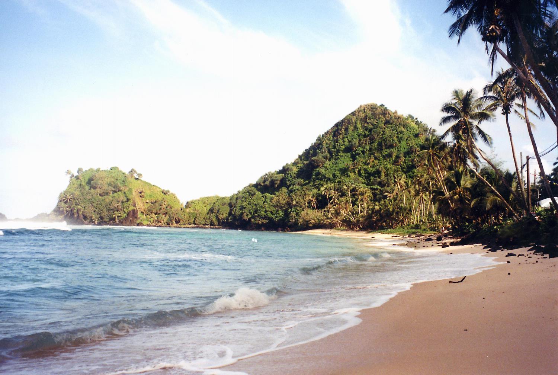 American Samoa Island HD Photo Collection Wallpaper 1500x1008