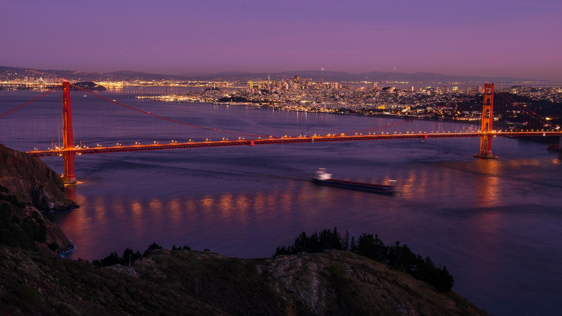 San francisco bay   109759   High Quality and Resolution Wallpapers 1920x1080