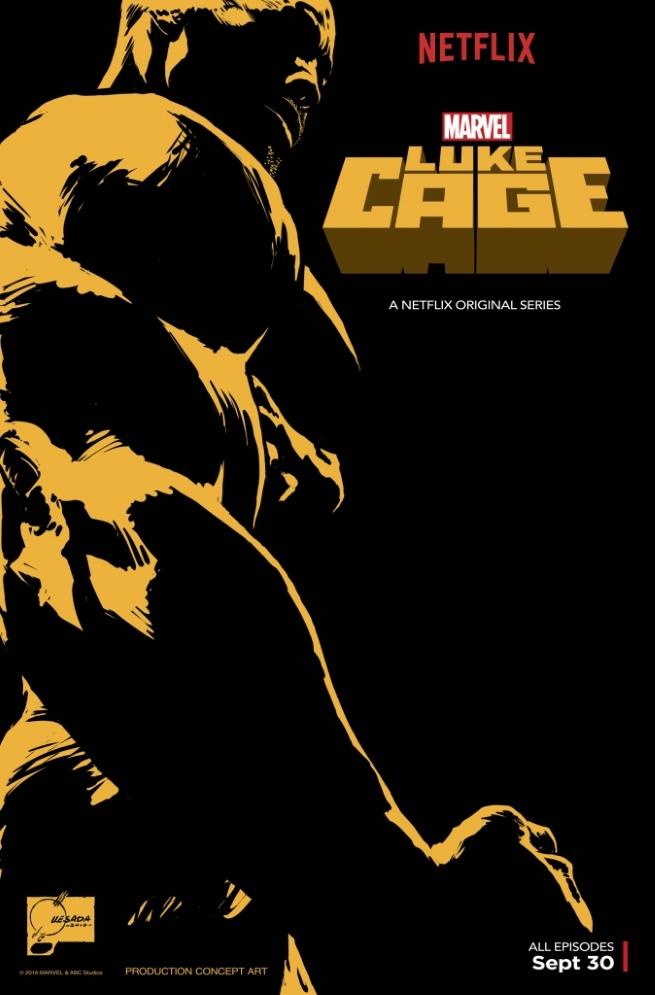 Luke Cage   Netflix images Luke Cage   Comic Con Poster HD 655x995
