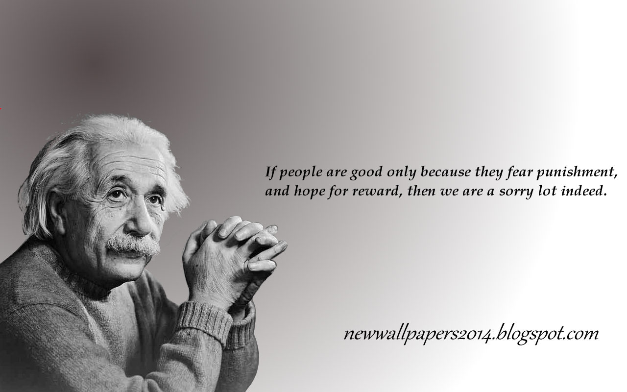 Albert Einstein Wallpapers HD Desktop 1280x800